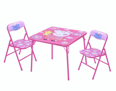 Table & Chair Set (3 Piece)