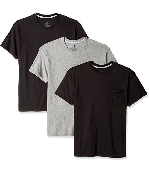 Pack of 3 Hanes T-Shirts
