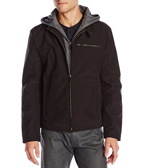 Kenneth Cole Jackets With Hood