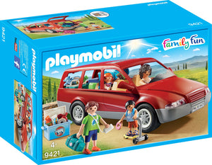 Playmobil Family Car