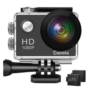 1080P WiFi Sports Action Camera