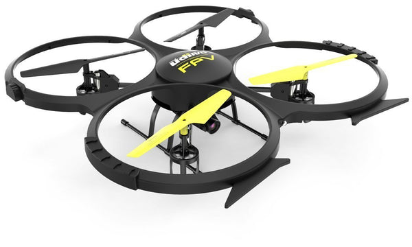 Multifunctional Quadcopter Drone With Camera