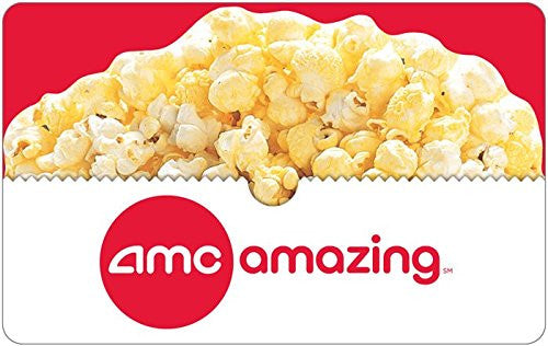 $50 AMC Gift Card ONLY $40