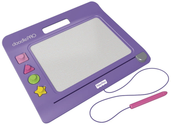 Fisher-Price Slim Doodle Pro, Purple