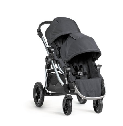 Baby Jogger City Select Double Stroller with 2nd Seat