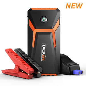 TACKLIFE T8 Mix Car Jump Starter - 500A 10800mAh Battery Booster