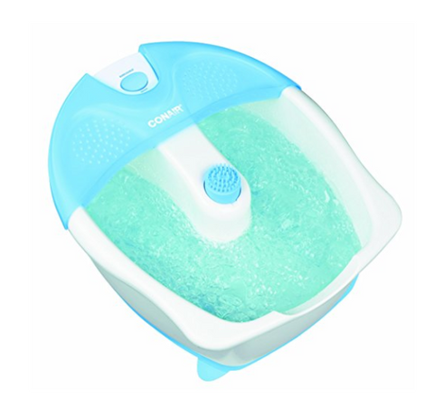 Conair foot / pedicure spa with bubbles