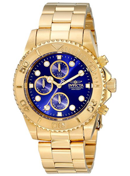 Invicta Gold-Tone Watch