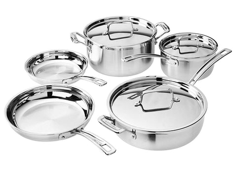 CUISINART Multiclad Cookware Set (8-Piece)