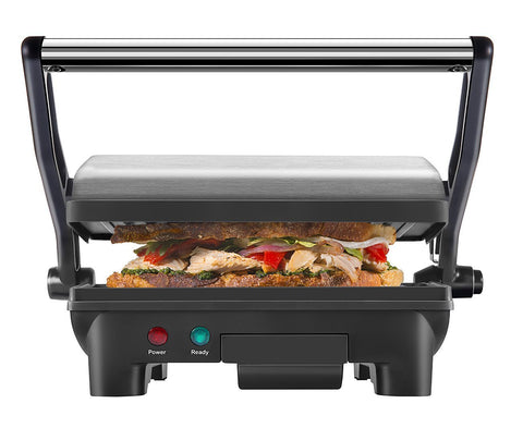 Chefman Panini Press Grill, and Gourmet Sandwich Make