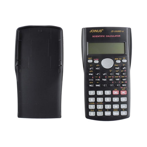 Pack of 2 Scientific Calculators
