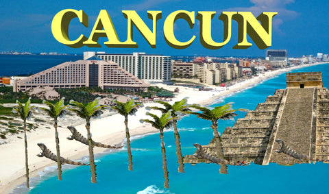 Newark to Cancun nonstop with United