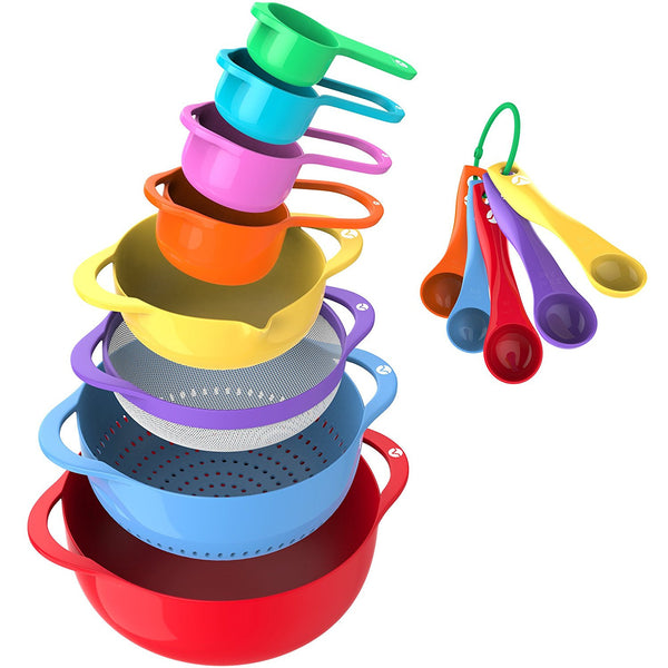 13 Piece Mixing Bowl Set
