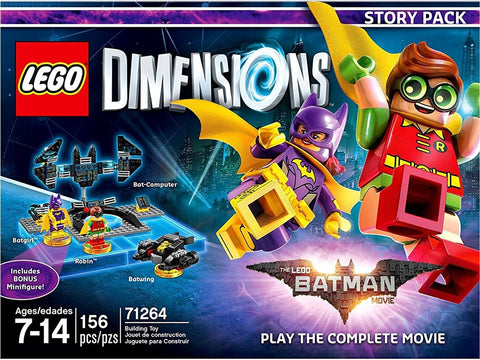 LEGO Batman Movie Story Pack - LEGO Dimensions