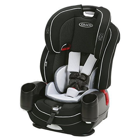 Graco Nautilus SnugLock LX 3-in-1 Harness Booster Car Seat, Codey