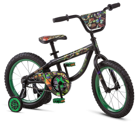 "16"" Mutant Ninja Turtles Bike"