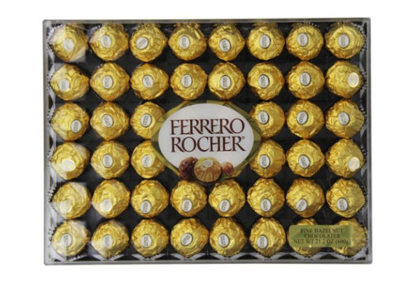 48 Ferrero Rocher Chocolates