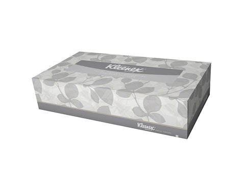 12 boxes of Kleenex Facial Tissues