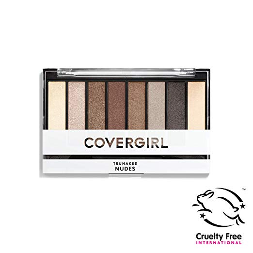 COVERGIRL truNAKED Eyeshadow Palette (Nudes 805)
