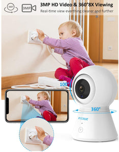 1080p Wireless Security Camera