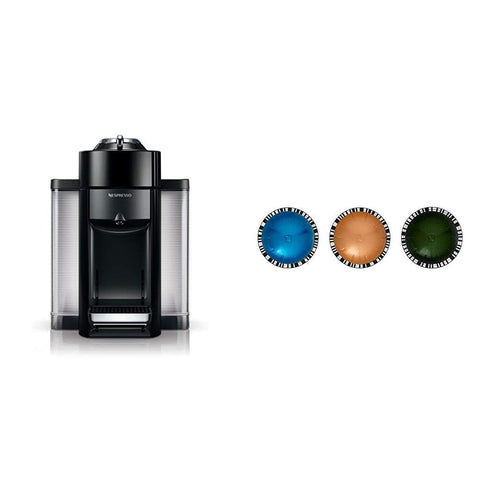 Nespresso Evoluo by De'Longhi With 30 Free Pods