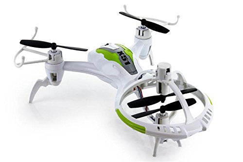 Remote control spaceship quadcopter