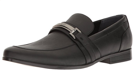 Guess men's slip on loafers