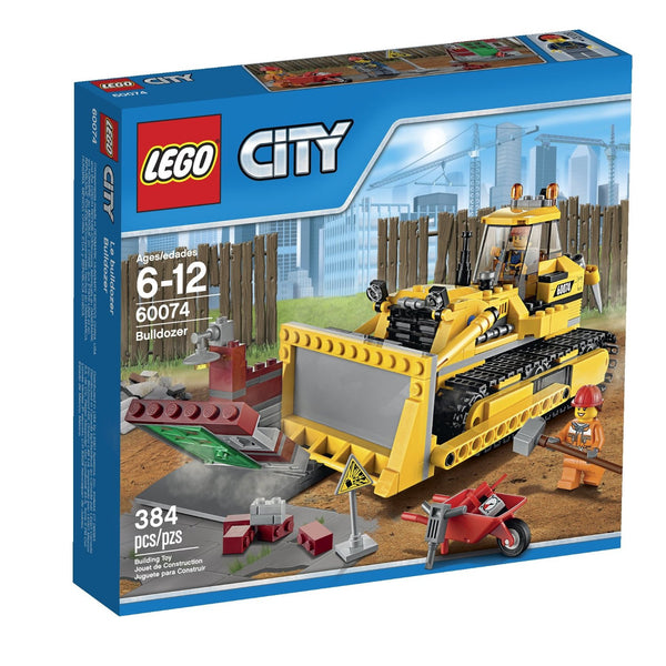 LEGO City Demolition Bulldozer