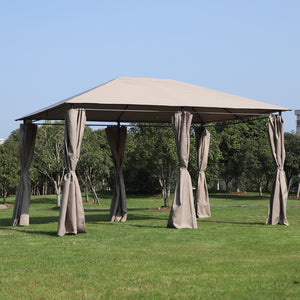Outdoor Patio Gazebo 10' x 13'