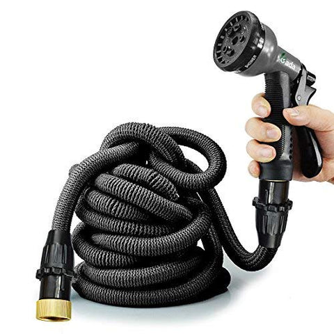 70% off heavy duty garden hoses with nozzle