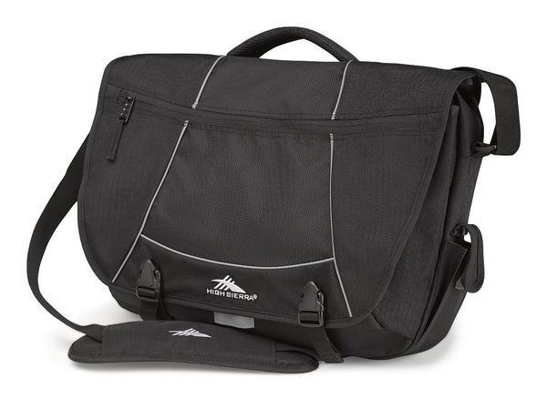 High Sierra Tank Messenger Bag