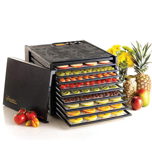 Excalibur 9-Tray Electric Food Dehydrator with Temperature Settings