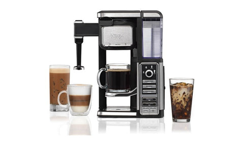 Ninja Coffee Bar Single-Serve System (Refurbished)
