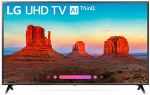 LG Electronics 65-Inch 4K Ultra HD Smart TV (2018 Model)