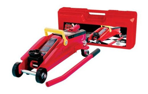 Hydraulic Trolley Jack - 2 Ton in Plastic Case