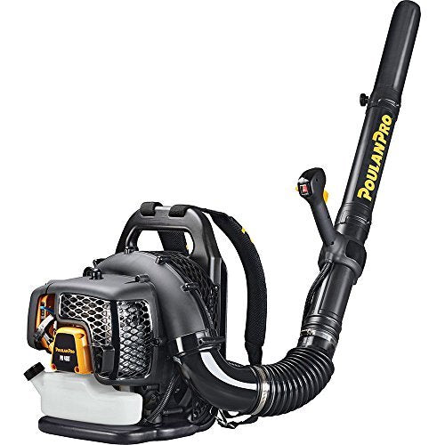 Poulan Pr 2-Cycle Gas 200 MPH Backpack Leaf Blower