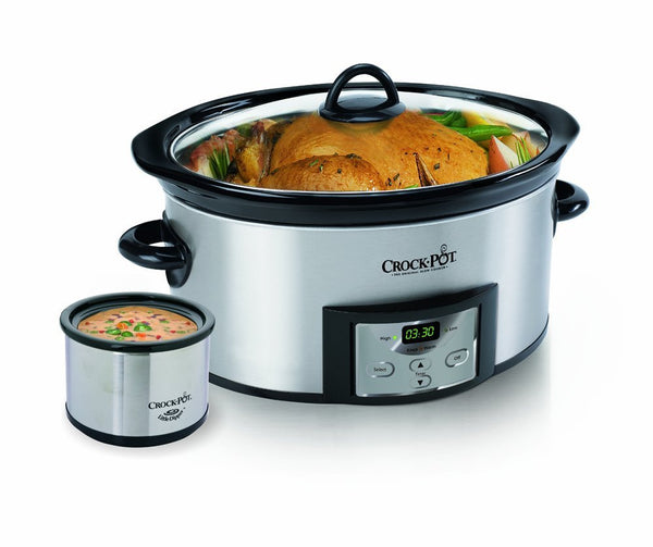 Programmable 6-Quart Crock-Pot