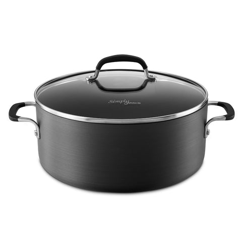 7-qt. Simply Calphalon Nonstick Pot