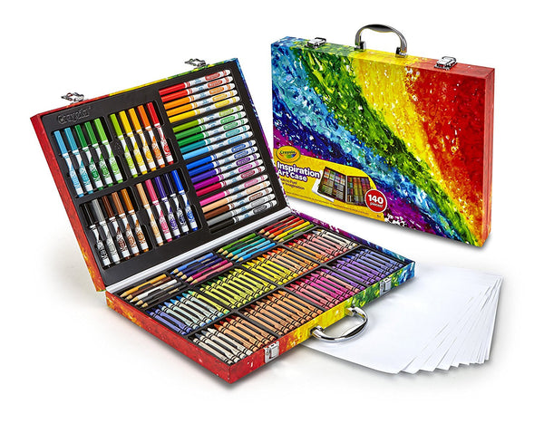 140 piece Crayola art case