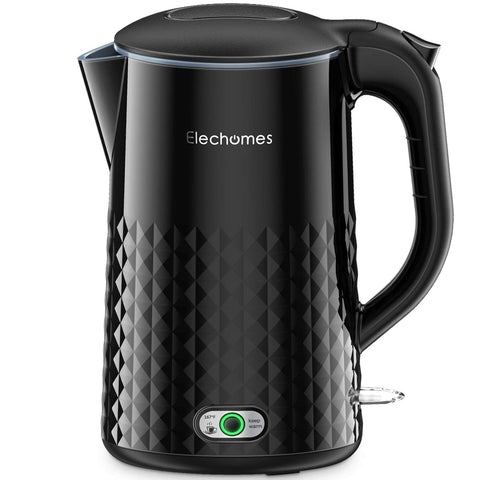 Elechomes Electric Kettle Water Heater with Smart Keep Warm Function
