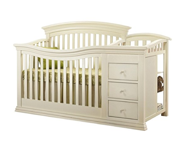 Sorelle Verona 4 In 1 Convertible Crib And Changer Pzdeals