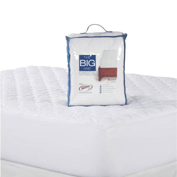 Get 1 Or 2 Mattress Pads With 1 Or 2 Pillows On Sale