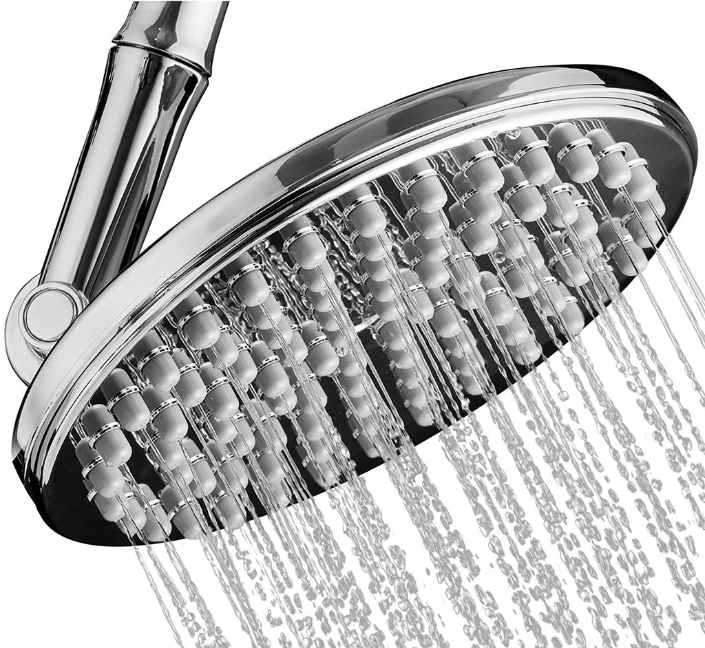 High Pressure Shower Head With Adjustable Extension Arm