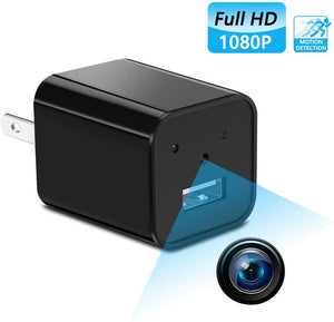 Full HD 1080P Hidden Spy Camera With Motion Detection