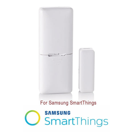 Visonic MCT-340 E Wireless Door Window Sensor for Samsung SmartThings
