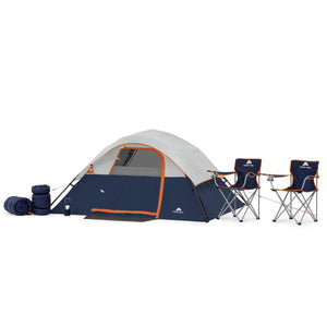 Ozark Trail 6 Piece Camping Combo