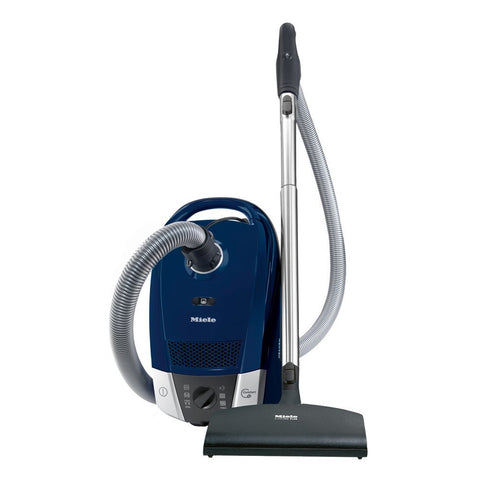 New Miele Compact C2 Topaz Canister Vacuum Cleaner