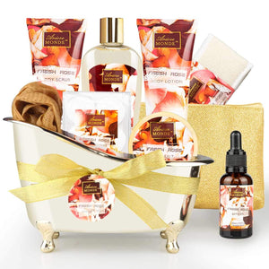 Bath and Body Gift Set for Women & Men