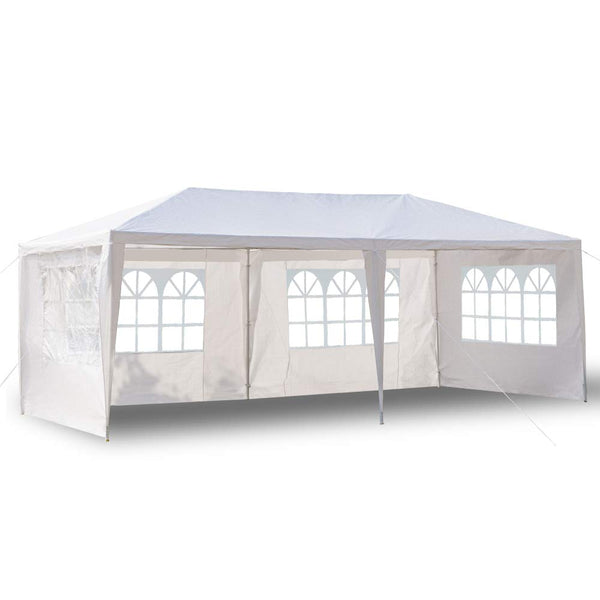 Outdoor Canopy Party Tent With Spiral Tubes