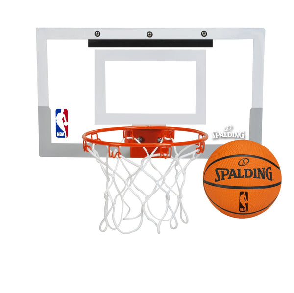 Over-The-Door Mini Basketball Hoop